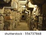 Underground Tunnels Within The...