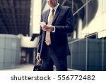 businessman traveler journey... | Shutterstock . vector #556772482