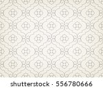 abstract geometric pattern with ... | Shutterstock .eps vector #556780666