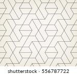 abstract geometric pattern with ... | Shutterstock .eps vector #556787722