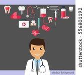 medical dental background....