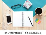 still life  business  office... | Shutterstock . vector #556826836