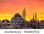 Suleymaniye Mosque Shot At...