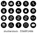 Finance Icons | Shutterstock vector #556891486