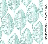 seamless drawing pattern with... | Shutterstock .eps vector #556917466