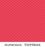 happy valentines day pattern... | Shutterstock .eps vector #556948666