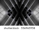 ceiling or industrial or office ... | Shutterstock . vector #556965958