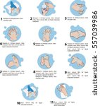 Wash Hands Step By Step