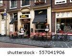 amsterdam  netherlands   july 7 ... | Shutterstock . vector #557041906