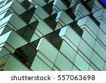 modern asian architecture... | Shutterstock . vector #557063698