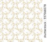 seamless vintage pattern on... | Shutterstock .eps vector #557068378