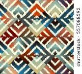 seamless geometric pattern ... | Shutterstock .eps vector #557088592