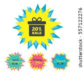sale stickers and banners. 20 ...   Shutterstock .eps vector #557122276