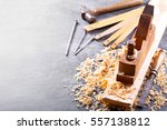 Old Tools  Wooden Planer ...