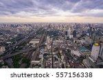 bangkok city | Shutterstock . vector #557156338