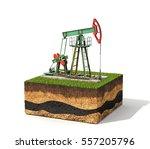 concept of resources. cross... | Shutterstock . vector #557205796