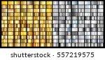 gold silver gradient background ...   Shutterstock .eps vector #557219575