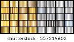 gold silver gradient background ...   Shutterstock .eps vector #557219602