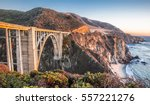 Sunset Over Bixby Bridge  Big...