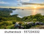 view from pedra do telegrafo... | Shutterstock . vector #557234332