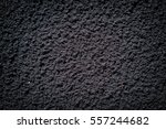 Black Sand Textured Background.