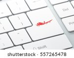travel concept  enter button... | Shutterstock . vector #557265478