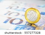 set of belarus money  two ruble ... | Shutterstock . vector #557277328