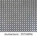 black and white pattern | Shutterstock . vector #55733896