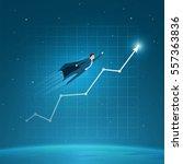 business concept vector... | Shutterstock .eps vector #557363836