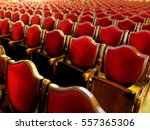 the interior of the theater... | Shutterstock . vector #557365306