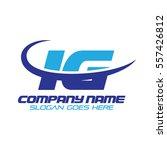ig logo | Shutterstock .eps vector #557426812