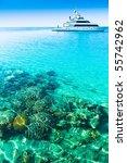 coral seascape | Shutterstock . vector #55742962