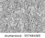 abstract vector seamless... | Shutterstock .eps vector #557484385