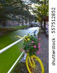 Small photo of Bicycle along Canal
