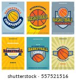 basketball tournament  and... | Shutterstock .eps vector #557521516