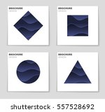 abstract vector layout... | Shutterstock .eps vector #557528692
