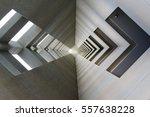 symmetric building    Shutterstock . vector #557638228
