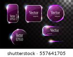 round shiny frame background... | Shutterstock .eps vector #557641705