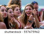 valencia  spain   jun 10  the... | Shutterstock . vector #557675962
