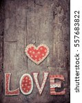 love background with paper... | Shutterstock . vector #557683822