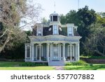 old victorian house | Shutterstock . vector #557707882