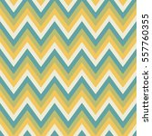 abstract pattern with zig zag | Shutterstock .eps vector #557760355