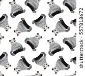 watercolor seamless pattern... | Shutterstock . vector #557818672
