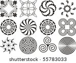design elements | Shutterstock . vector #55783033