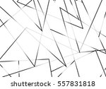vector geometric abstract... | Shutterstock .eps vector #557831818