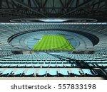 3d render   beautiful modern... | Shutterstock . vector #557833198