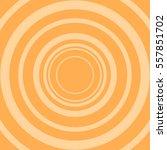 circle on orange background....   Shutterstock .eps vector #557851702