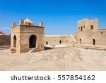 the baku ateshgah or fire... | Shutterstock . vector #557854162