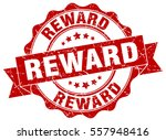 reward. stamp. sticker. seal.... | Shutterstock .eps vector #557948416