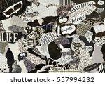creative atmosphere art mood... | Shutterstock . vector #557994232